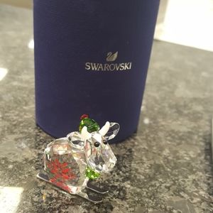 Swarovski winter mo. Limited edition ornament